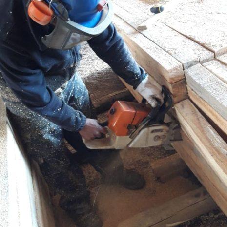 cortes madera